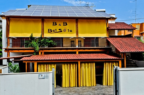 Bed & Breakfast BEL SOLE: Camere a Civitavecchia